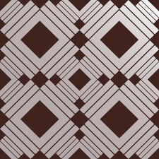 "Diamond Self-Adhesive Removable 33' x 20.5"" Panel Wallpaper"
