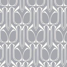 "Gio Temporary 33' x 20.5"" Geometric Wallpaper"