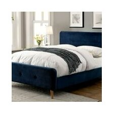 Dixon Upholstered Platform Bed
