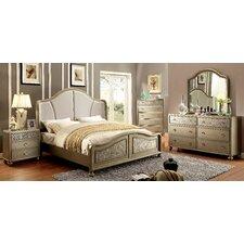 Shelly Panel Customizable Bedroom Set