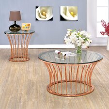 Spindel Coffee Table Set