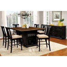 Caro 7 Piece Dining Set