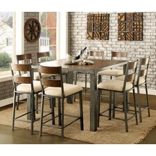 Alleso 9 Piece Dining Set