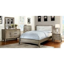 Nyla Upholstered Platform Bed
