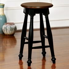 "Caro 24"" Bar Stool (Set of 2)"