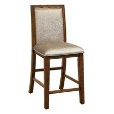 Inez Counter Height Parsons Chair (Set of 2)