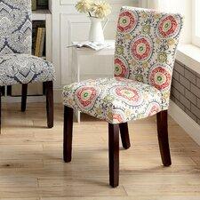 Quaoar Printed Side Chair (Set of 2)