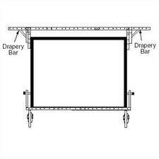Drapery Bars for Dress Kit
