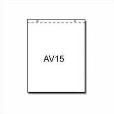 AV15 Easel Paper Pad Carton