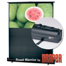 RoadWarrior Argent White Portable Projection Screen