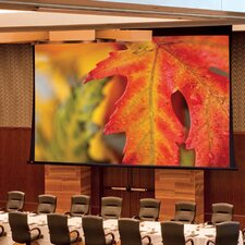 Paragon/Series V Matte White Electric Projection Screen