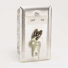 Key Operated Power Supply Switch
