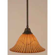 Stem Pendant With Hang Straight Swivel