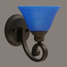 Curl 1 Light Wall Sconce