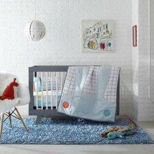 Snuggle Bunnies Organic Cotton Toddler Comforter