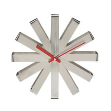 "12"" Ribbon Wall Clock"