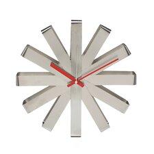 "12"" Ribbon Wall Clock"