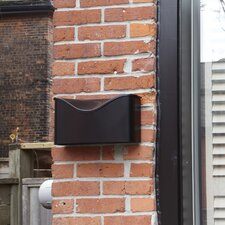 Postino Wall Mounted Mailbox