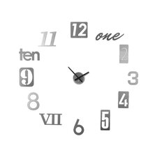 "Numbra 32"" Wall Clock"