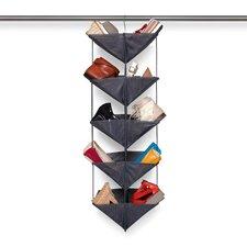 Enfold 10-Pocket Hanging Shoe Organizer