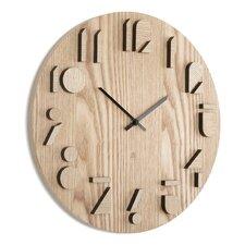 """16.25"""" Shadow Wall Clock"""