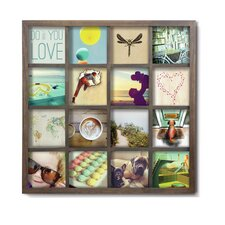 Gridart Photo Display Picture Frame