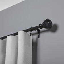 Roulette Single Curtain Rod