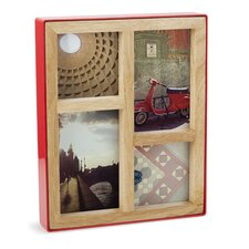 Fotoblock Desk Photo Display Double-Sided Picture Frame