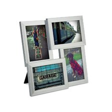 Pane Four Opening Collage Picture Frame