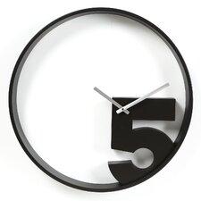 """Take 5 20.5"""" Wall Clock"""