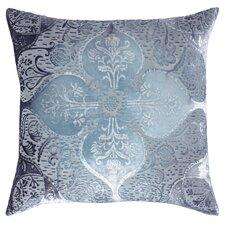 Persian Velvet Throw Pillow