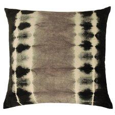 Shibori Cotton Throw Pillow