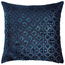 Moroccan Velvet Throw Pillow