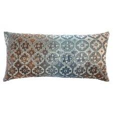 Moroccan Velvet Lumbar Pillow