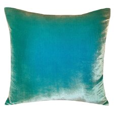 Ombre Velvet Throw Pillow