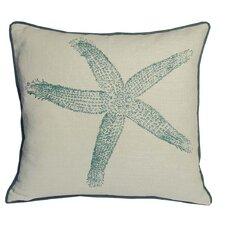 Nauticals Starfish Throw Pillow
