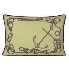 Nauticals Knots Lumbar Pillow