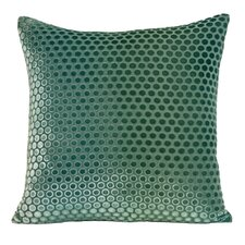 Dots Velvet Throw Pillow