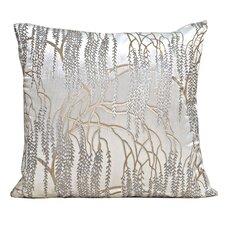 Willow Velvet Throw Pillow
