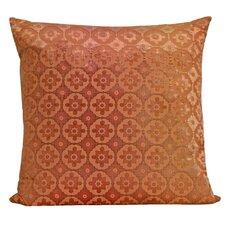 Small Moroccan Velvet Throw Pillow