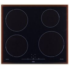 4 Zones Cooking Plate