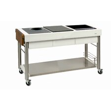 ServeBoy Bar Serving Trolley