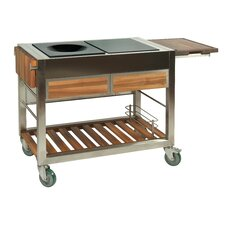 TomBoy Bar Serving Trolley
