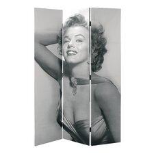 3-tlg Raumteiler Elle, 178 cm x 137 cm