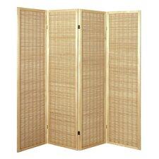 179cm x 182cm Eila Paravent 4 Panel Room Divider