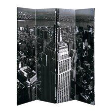 3-tlg Raumteiler 179 cm x 131 cm