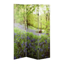 180cm x 120cm Fruehling Paravent 3 Panel Room Divider