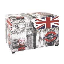 London Scene Seat box