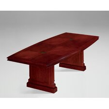 Keswick Boat Shaped Conference Table
