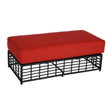 Melrose Ottoman with Cushion